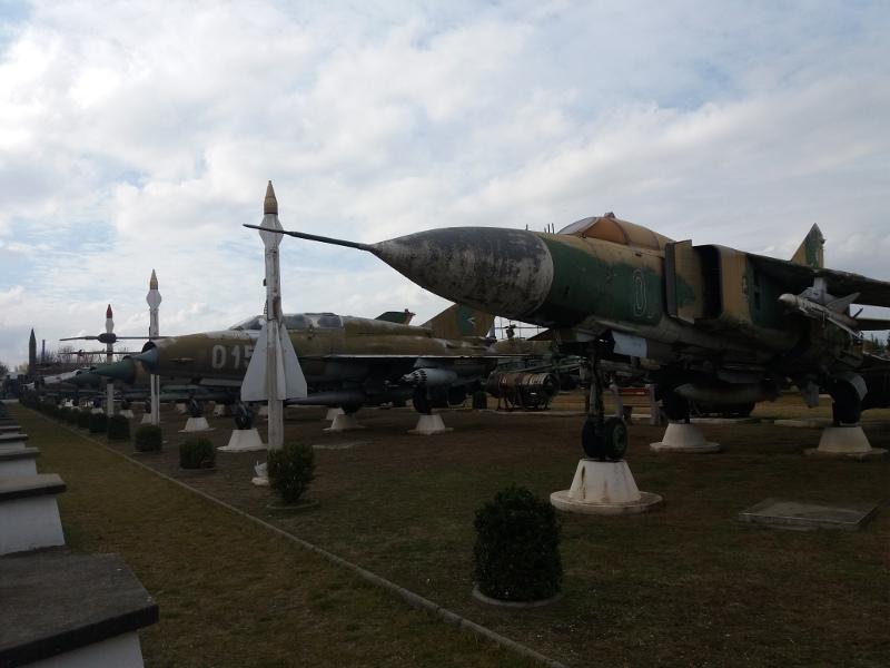 haditechnikai park Kecel#6