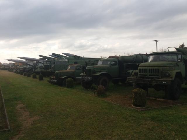 haditechnikai park Kecel#9