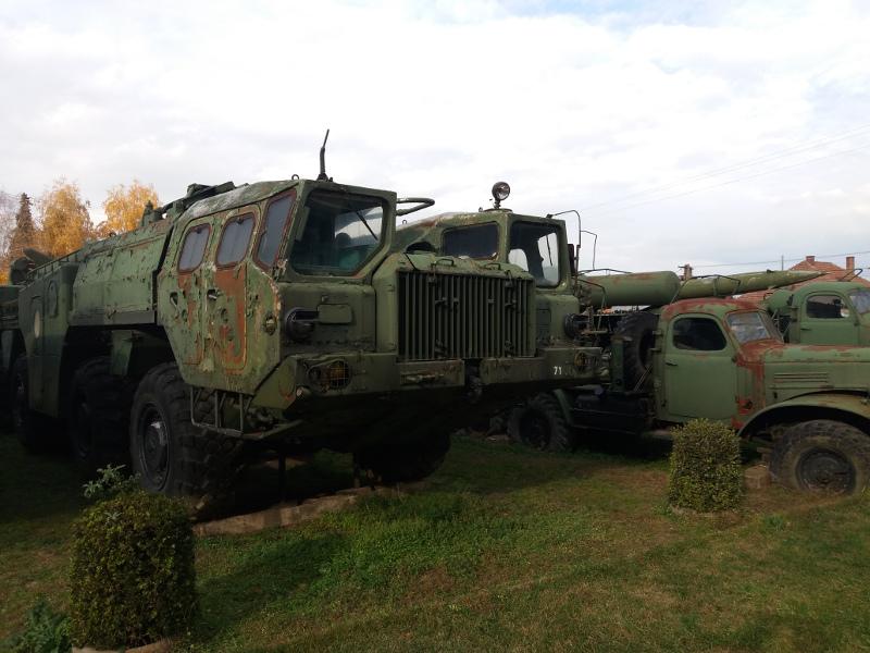 haditechnikai park Kecel#11