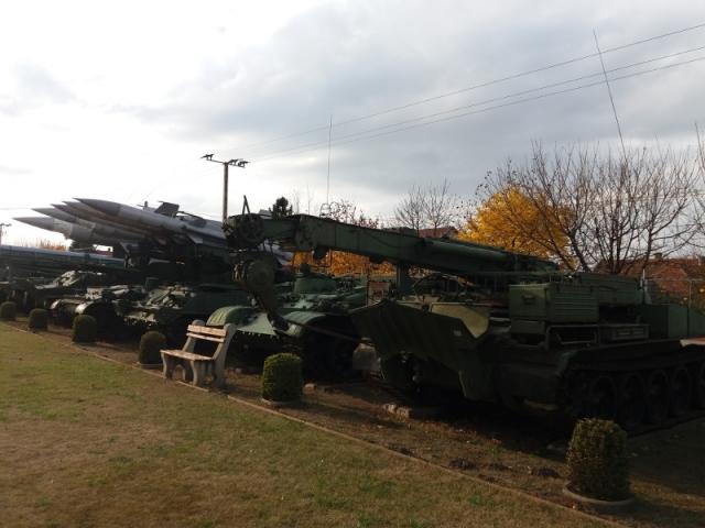 haditechnikai park Kecel#15