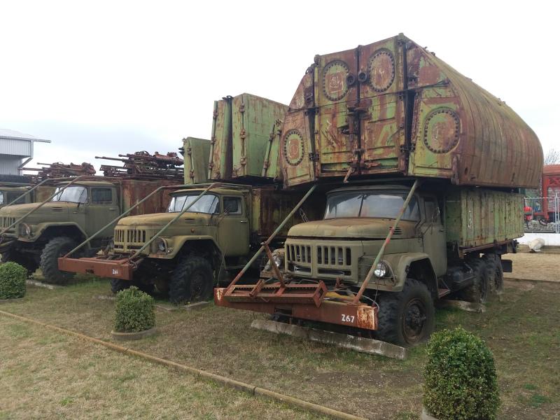 haditechnikai park Kecel#20
