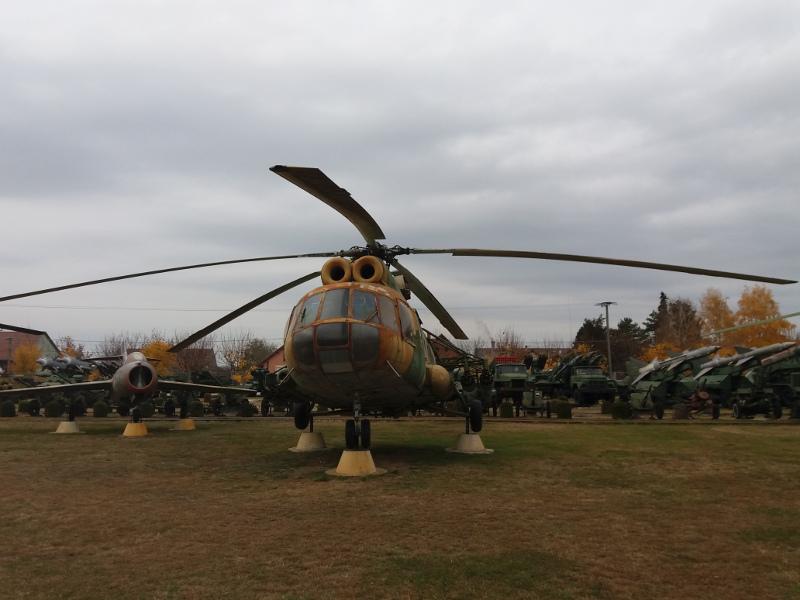 haditechnikai park Kecel#25