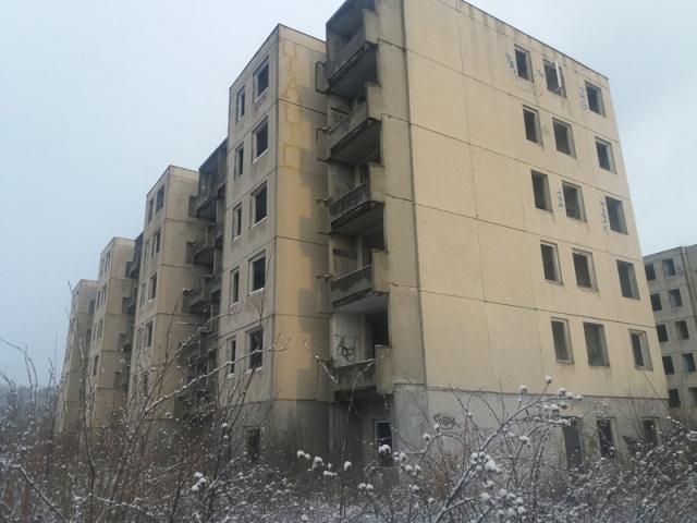 Szentkirályszabadja, szovjet szellemváros#1