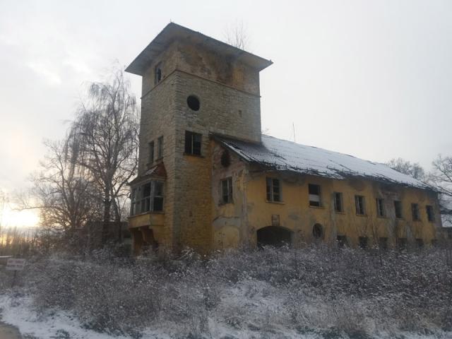 Szentkirályszabadja, szovjet szellemváros#2