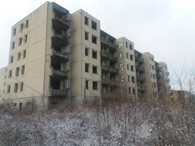 Szentkirályszabadja, szovjet szellemváros#5