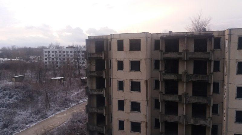 Szentkirályszabadja, szovjet szellemváros