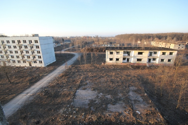 Szentkirályszabadja, szovjet szellemváros#26