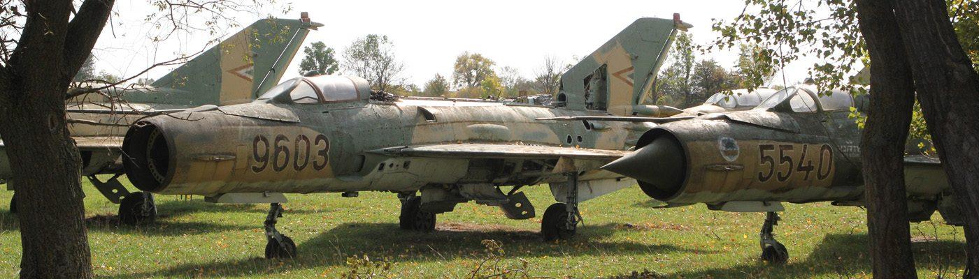 az elfeledett légierő