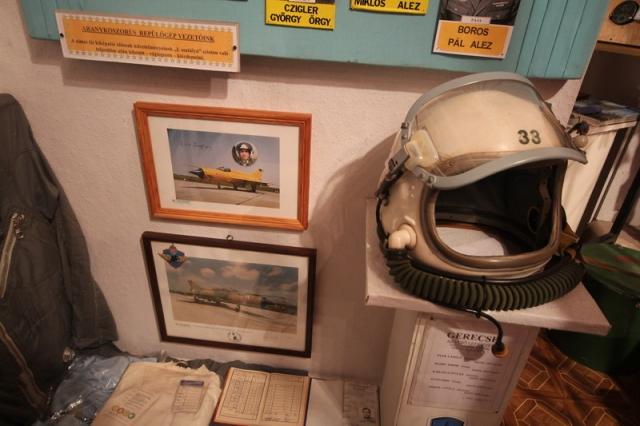 Repülőmúzeum a kápolnában#5