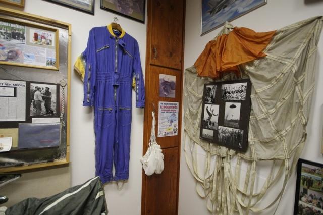 Repülőmúzeum a kápolnában#10