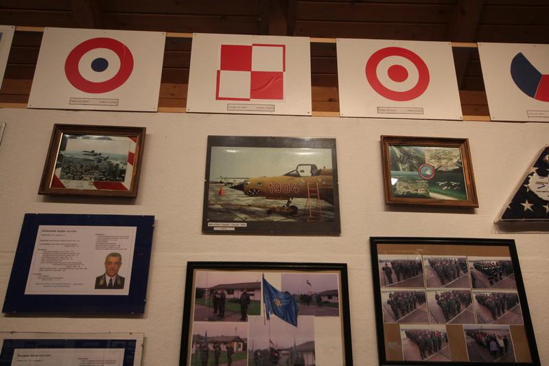 Repülőmúzeum a kápolnában#16
