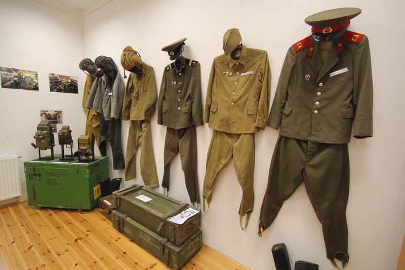 Hajmáskér, egykorvolt tüzériskola és szovjet laktanya#1