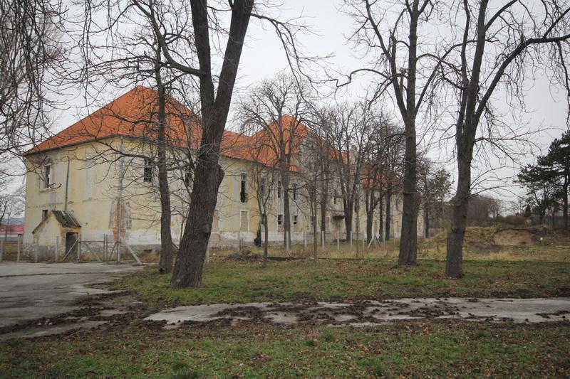 Hajmáskér, egykorvolt tüzériskola és szovjet laktanya#5