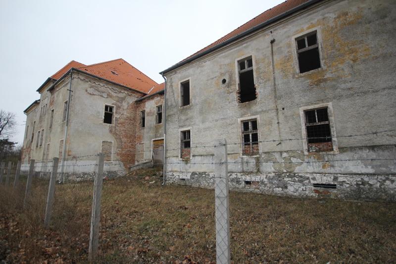 Hajmáskér, egykorvolt tüzériskola és szovjet laktanya#6