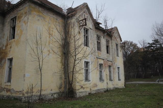 Hajmáskér, egykorvolt tüzériskola és szovjet laktanya#9