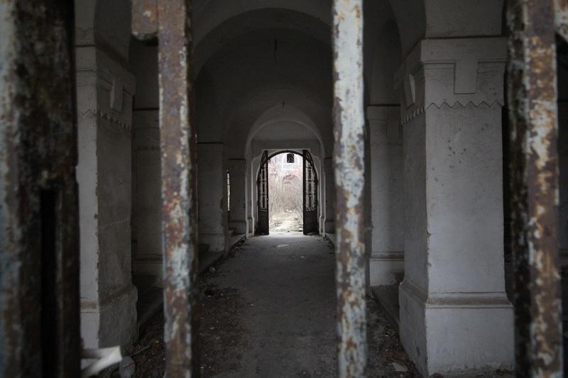 Hajmáskér, egykorvolt tüzériskola és szovjet laktanya#11