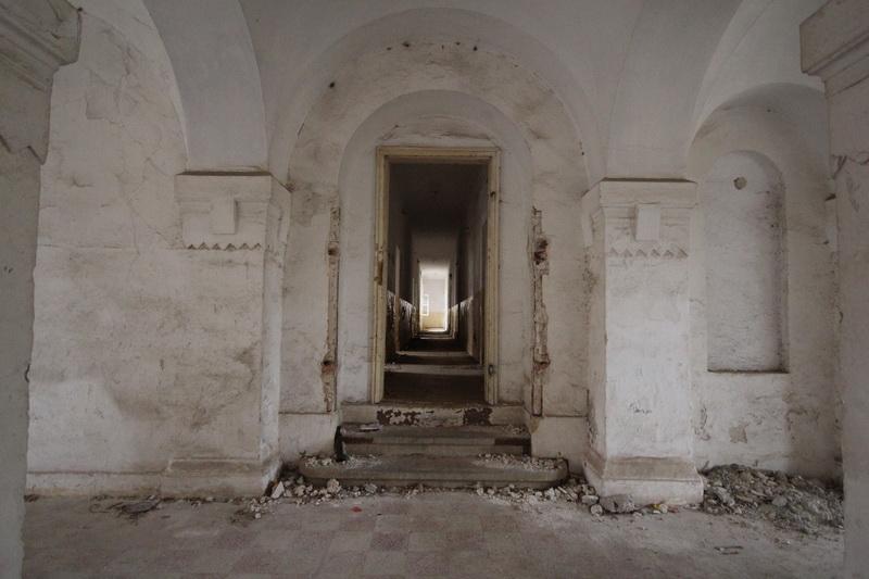 Hajmáskér, egykorvolt tüzériskola és szovjet laktanya#12
