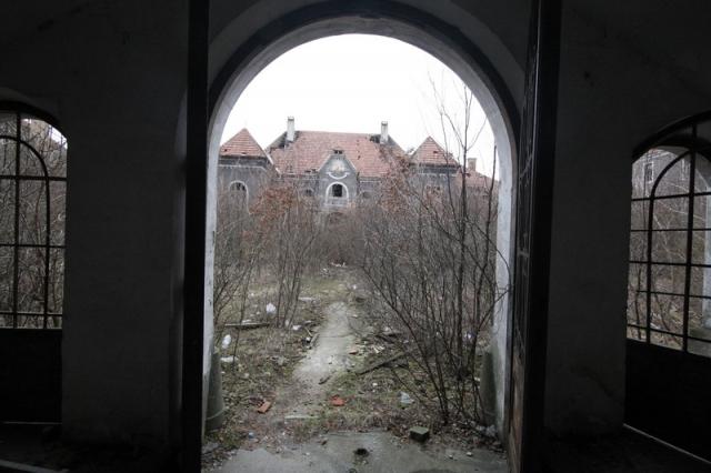 Hajmáskér, egykorvolt tüzériskola és szovjet laktanya#14
