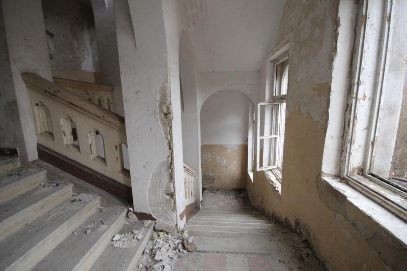 Hajmáskér, egykorvolt tüzériskola és szovjet laktanya#16