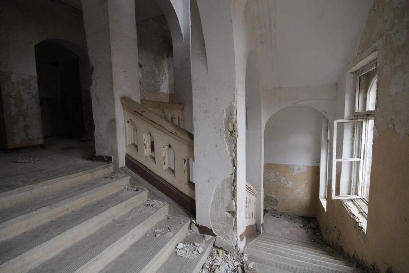 Hajmáskér, egykorvolt tüzériskola és szovjet laktanya#17