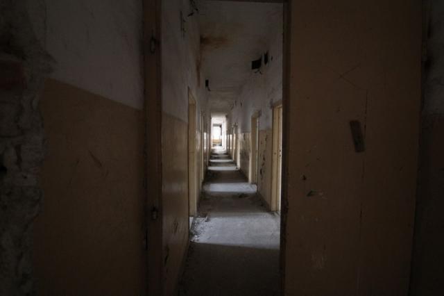 Hajmáskér, egykorvolt tüzériskola és szovjet laktanya#18