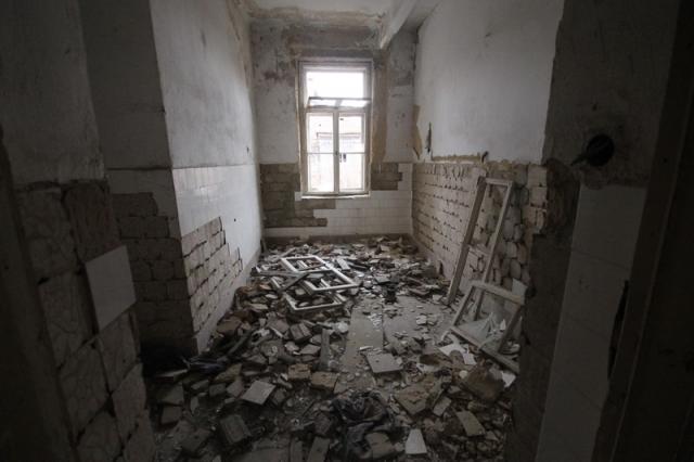 Hajmáskér, egykorvolt tüzériskola és szovjet laktanya#19