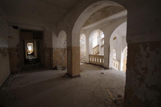 Hajmáskér, egykorvolt tüzériskola és szovjet laktanya#20