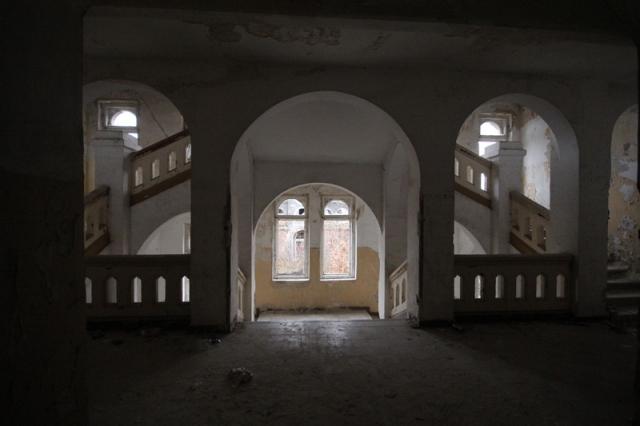 Hajmáskér, egykorvolt tüzériskola és szovjet laktanya#21