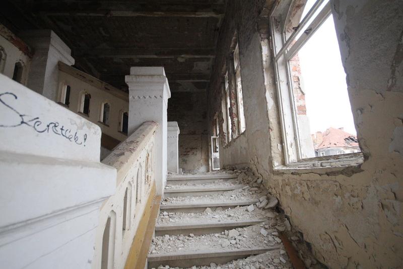 Hajmáskér, egykorvolt tüzériskola és szovjet laktanya#22