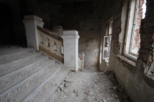 Hajmáskér, egykorvolt tüzériskola és szovjet laktanya#23