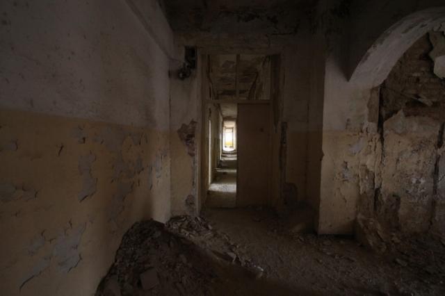 Hajmáskér, egykorvolt tüzériskola és szovjet laktanya#24
