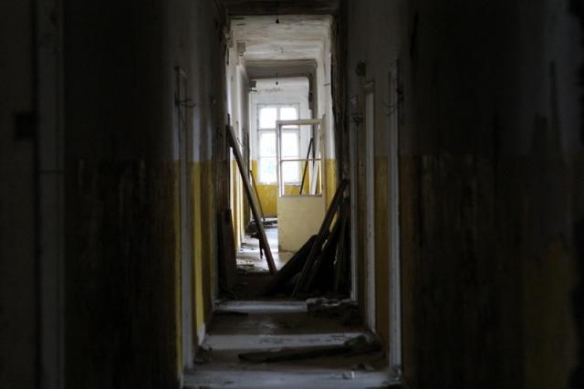 Hajmáskér, egykorvolt tüzériskola és szovjet laktanya#25