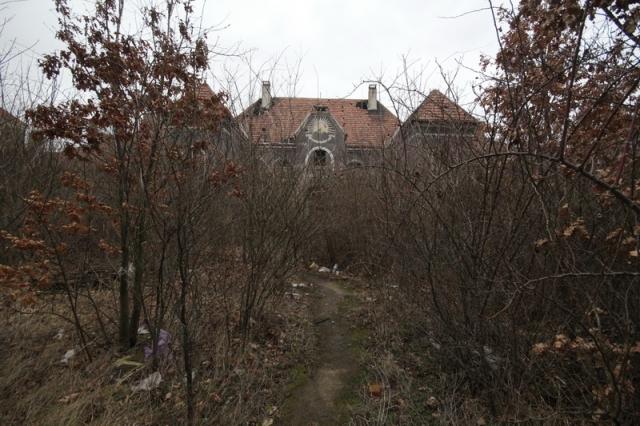 Hajmáskér, egykorvolt tüzériskola és szovjet laktanya#26