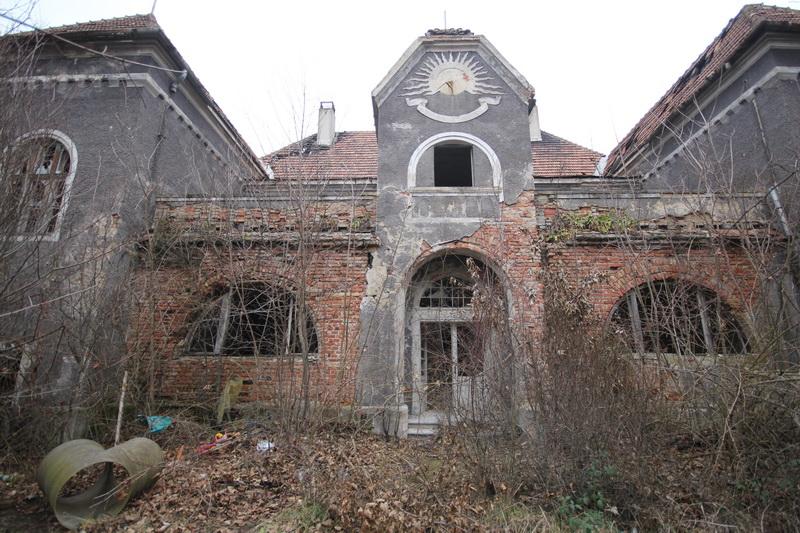 Hajmáskér, egykorvolt tüzériskola és szovjet laktanya#27