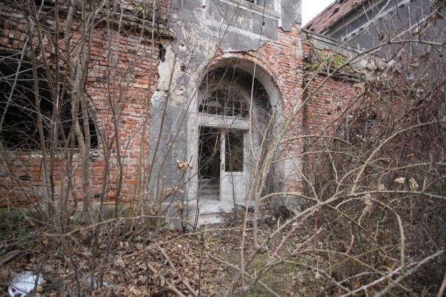 Hajmáskér, egykorvolt tüzériskola és szovjet laktanya#28