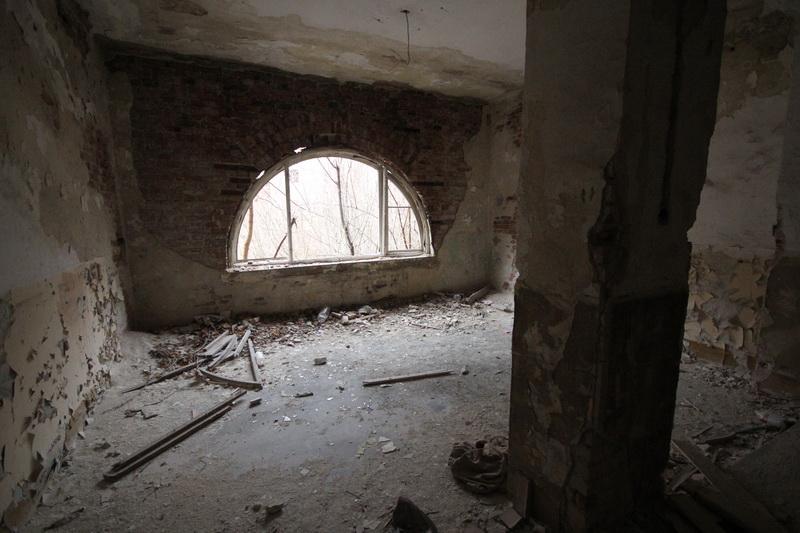 Hajmáskér, egykorvolt tüzériskola és szovjet laktanya#30