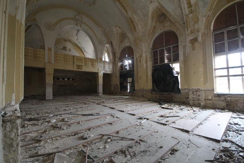 Hajmáskér, egykorvolt tüzériskola és szovjet laktanya#31
