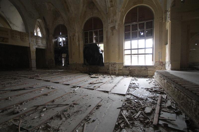 Hajmáskér, egykorvolt tüzériskola és szovjet laktanya#32