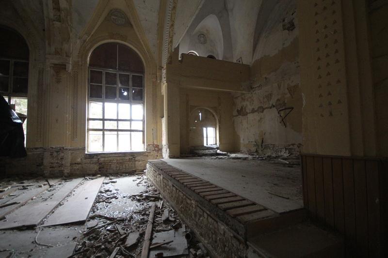 Hajmáskér, egykorvolt tüzériskola és szovjet laktanya#33