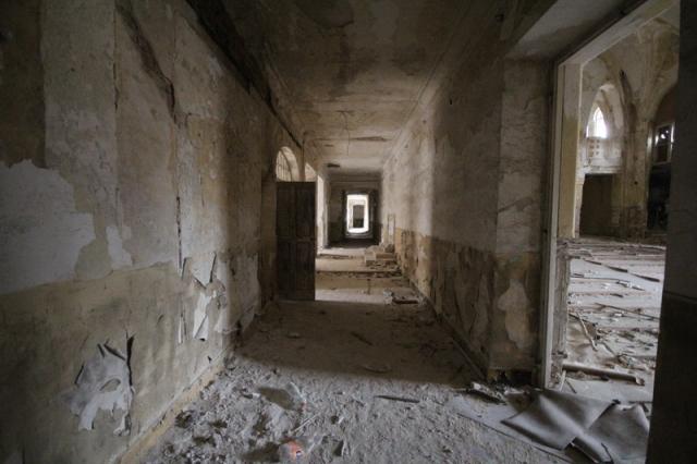 Hajmáskér, egykorvolt tüzériskola és szovjet laktanya#34