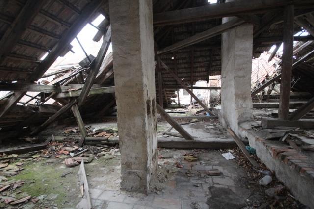 Hajmáskér, egykorvolt tüzériskola és szovjet laktanya#37