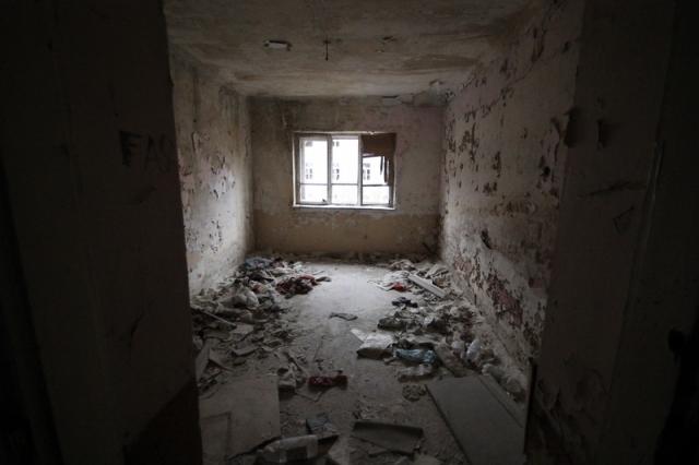 Hajmáskér, egykorvolt tüzériskola és szovjet laktanya#42