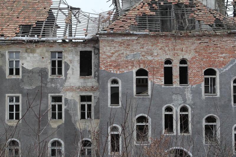 Hajmáskér, egykorvolt tüzériskola és szovjet laktanya#43