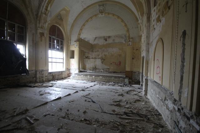 Hajmáskér, egykorvolt tüzériskola és szovjet laktanya#44