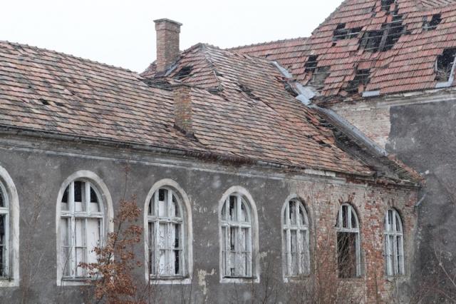 Hajmáskér, egykorvolt tüzériskola és szovjet laktanya#45