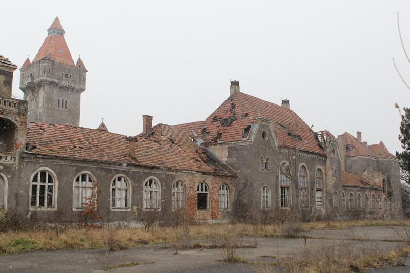 Hajmáskér, egykorvolt tüzériskola és szovjet laktanya#48