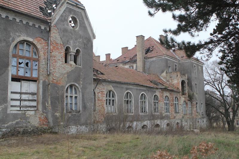 Hajmáskér, egykorvolt tüzériskola és szovjet laktanya#49