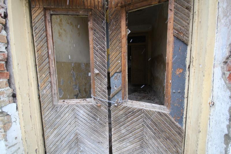 Hajmáskér, egykorvolt tüzériskola és szovjet laktanya#54