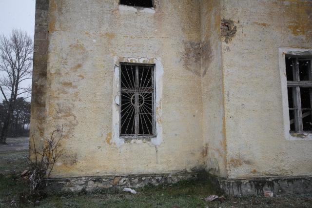 Hajmáskér, egykorvolt tüzériskola és szovjet laktanya#55