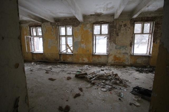 Hajmáskér, egykorvolt tüzériskola és szovjet laktanya#58